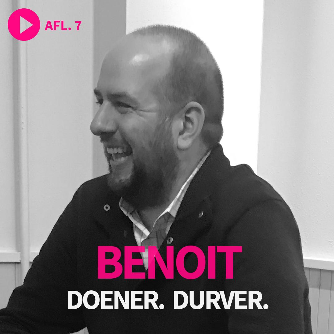 Doeners en Durvers Benoit Reinards