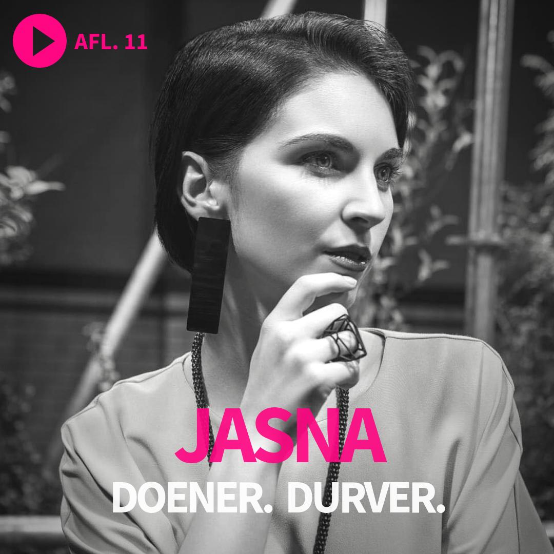 Doener en Durver Jasna Rokegem
