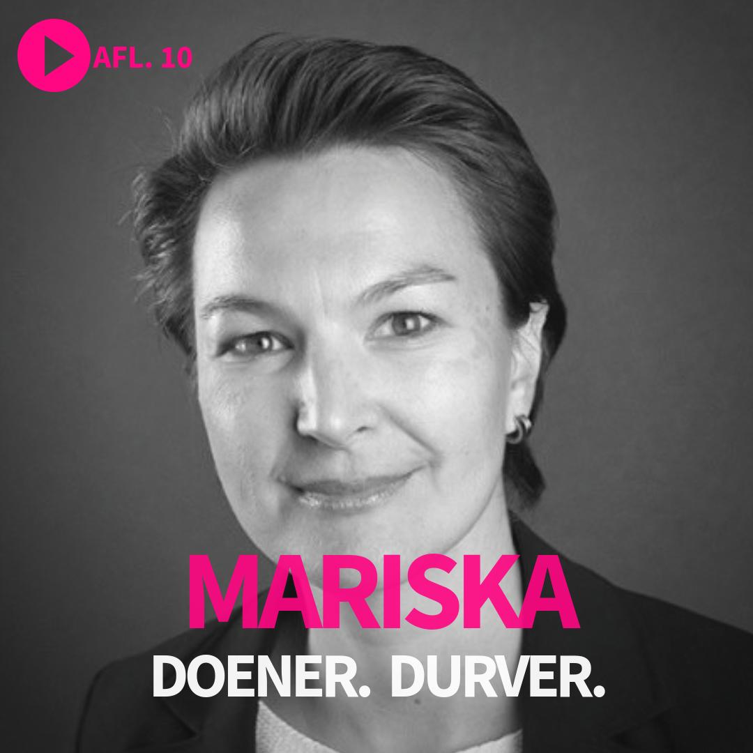 Doener en Durver Mariska Kesteloo