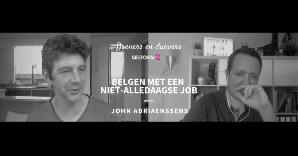 Interview met John Adriaenssens